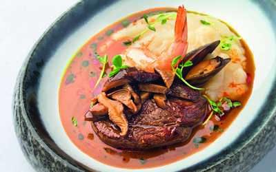 Меню ресторана Немо (Nemo Asian Kitchen&Bar) на Советской фото 2