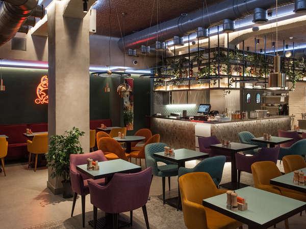 Немо (Nemo Asian Kitchen&Bar)