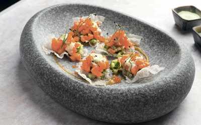 Меню ресторана Немо (Nemo Asian Kitchen&Bar) на Советской фото 3