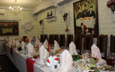 Банкеты ресторана Духанъ Алаверды на Нижегородской  фото 2