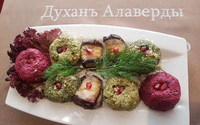 Меню ресторана Духанъ Алаверды на Нижегородской  фото 5