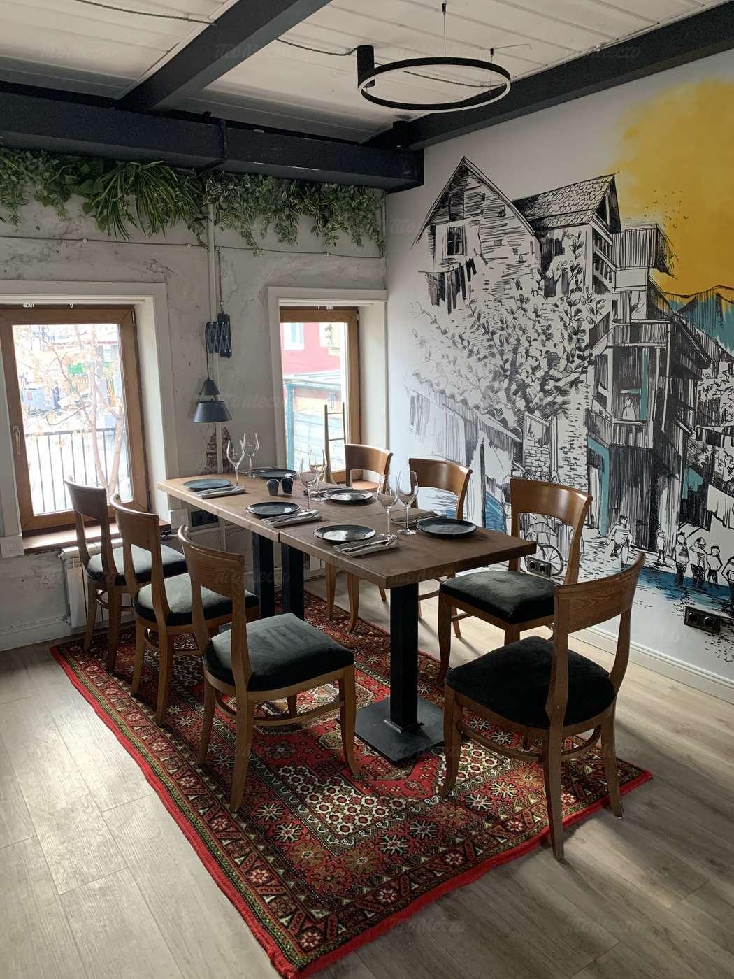 Ресторан Babacha (Бабача) на Нижней Радищевской фото 6