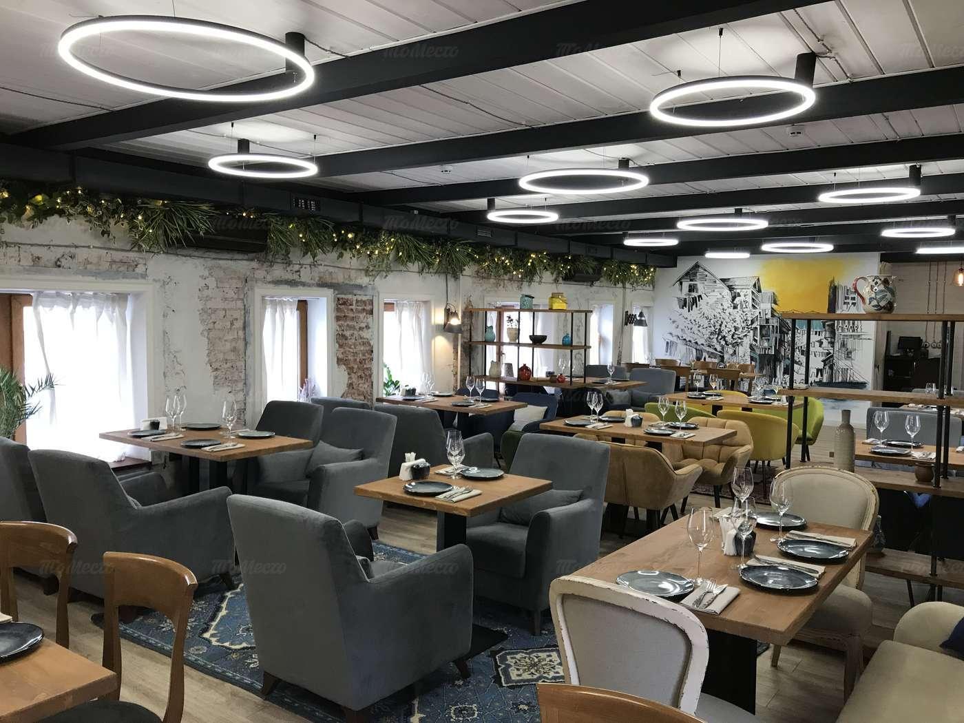 Ресторан Babacha (Бабача) на Нижней Радищевской фото 4