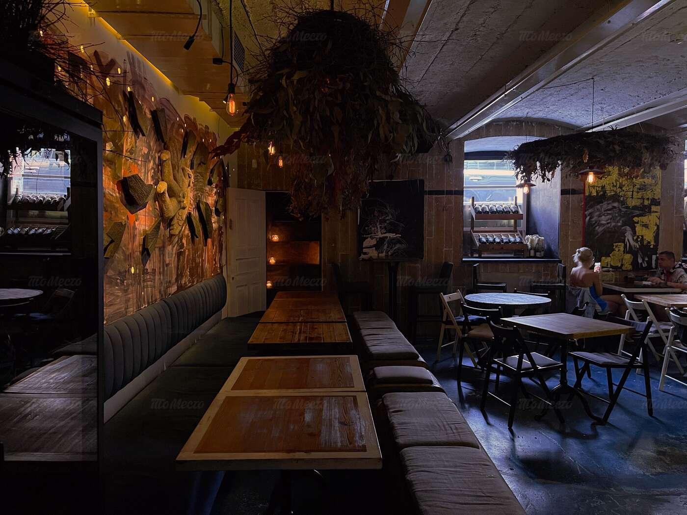 Ресторан Галки на Страстном бульваре фото 5