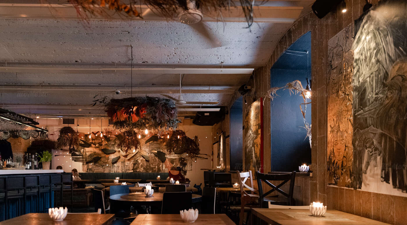 Ресторан Галки на Страстном бульваре