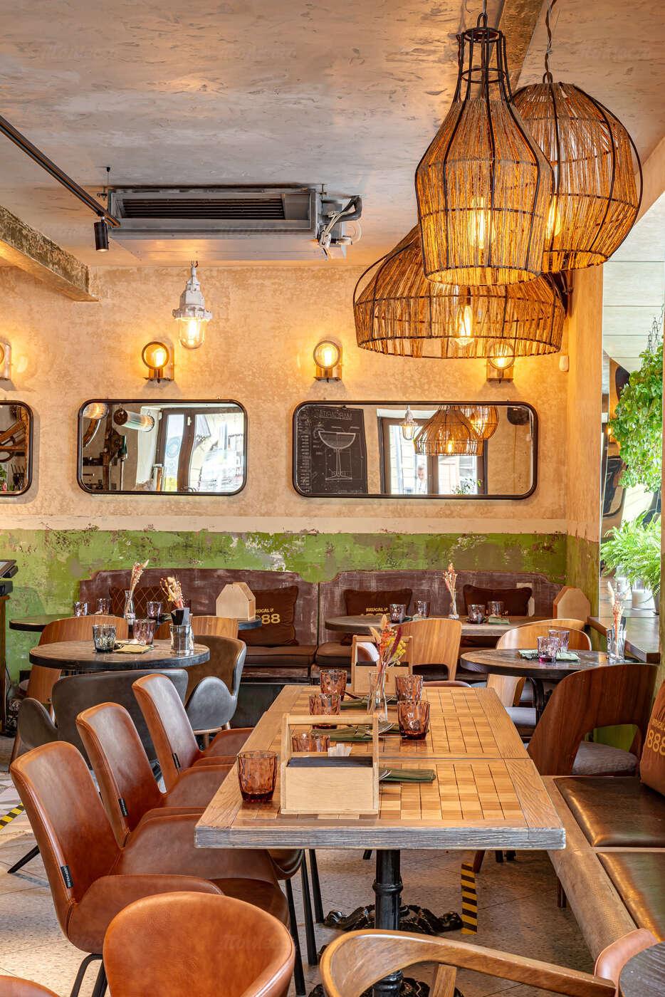 Ресторан Masters & Margaritas на 1-ой Тверской-Ямской улице фото 17