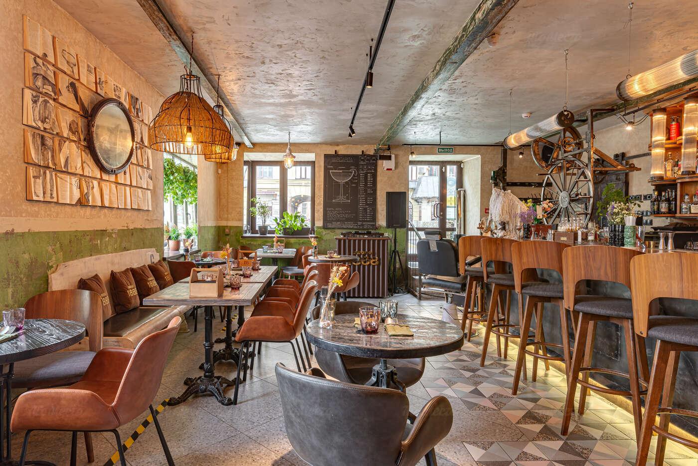Ресторан Masters & Margaritas на 1-ой Тверской-Ямской улице фото 10