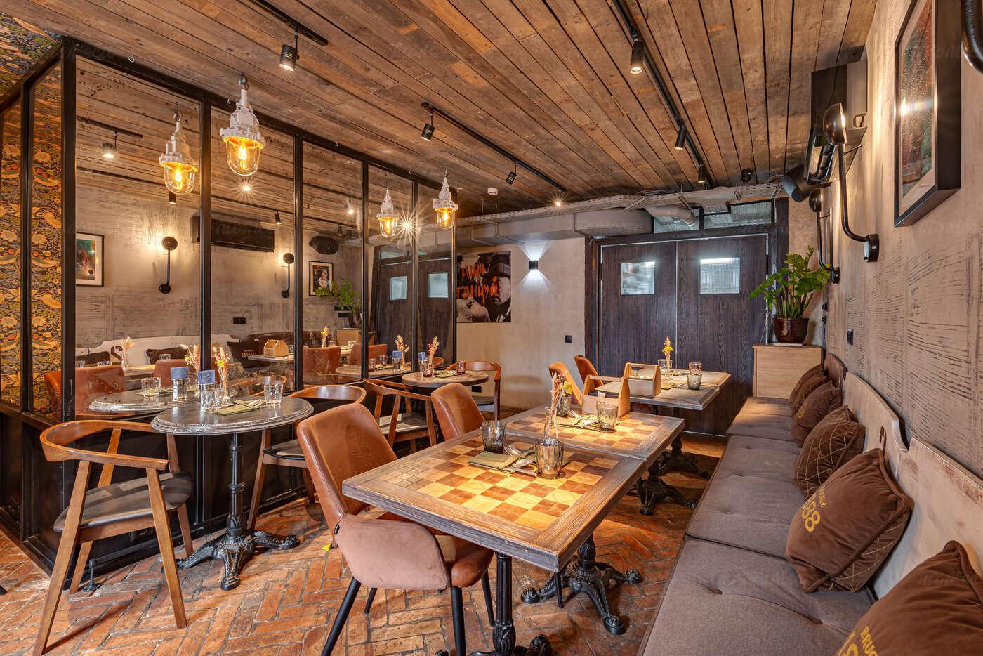 Ресторан Masters & Margaritas на 1-ой Тверской-Ямской улице фото 29