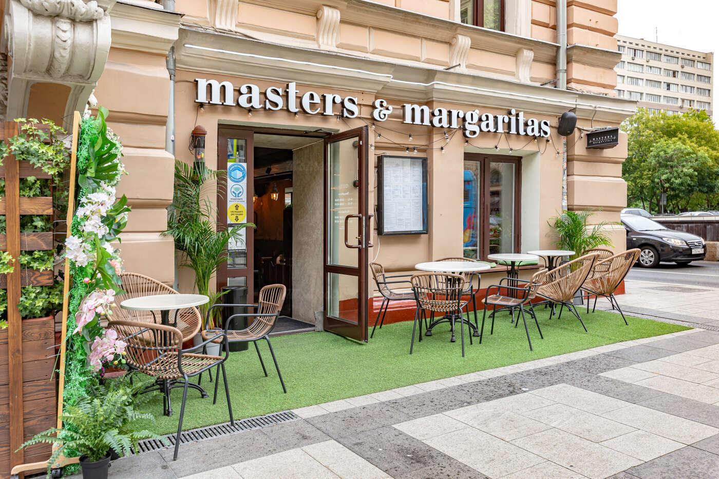 Ресторан Masters & Margaritas на 1-ой Тверской-Ямской улице фото 31