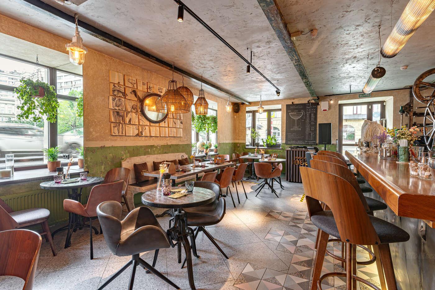 Ресторан Masters & Margaritas на 1-ой Тверской-Ямской улице фото 8
