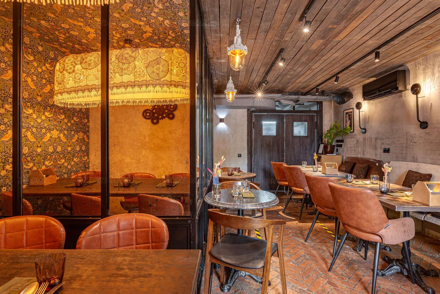 Ресторан Masters & Margaritas на 1-ой Тверской-Ямской улице фото 28