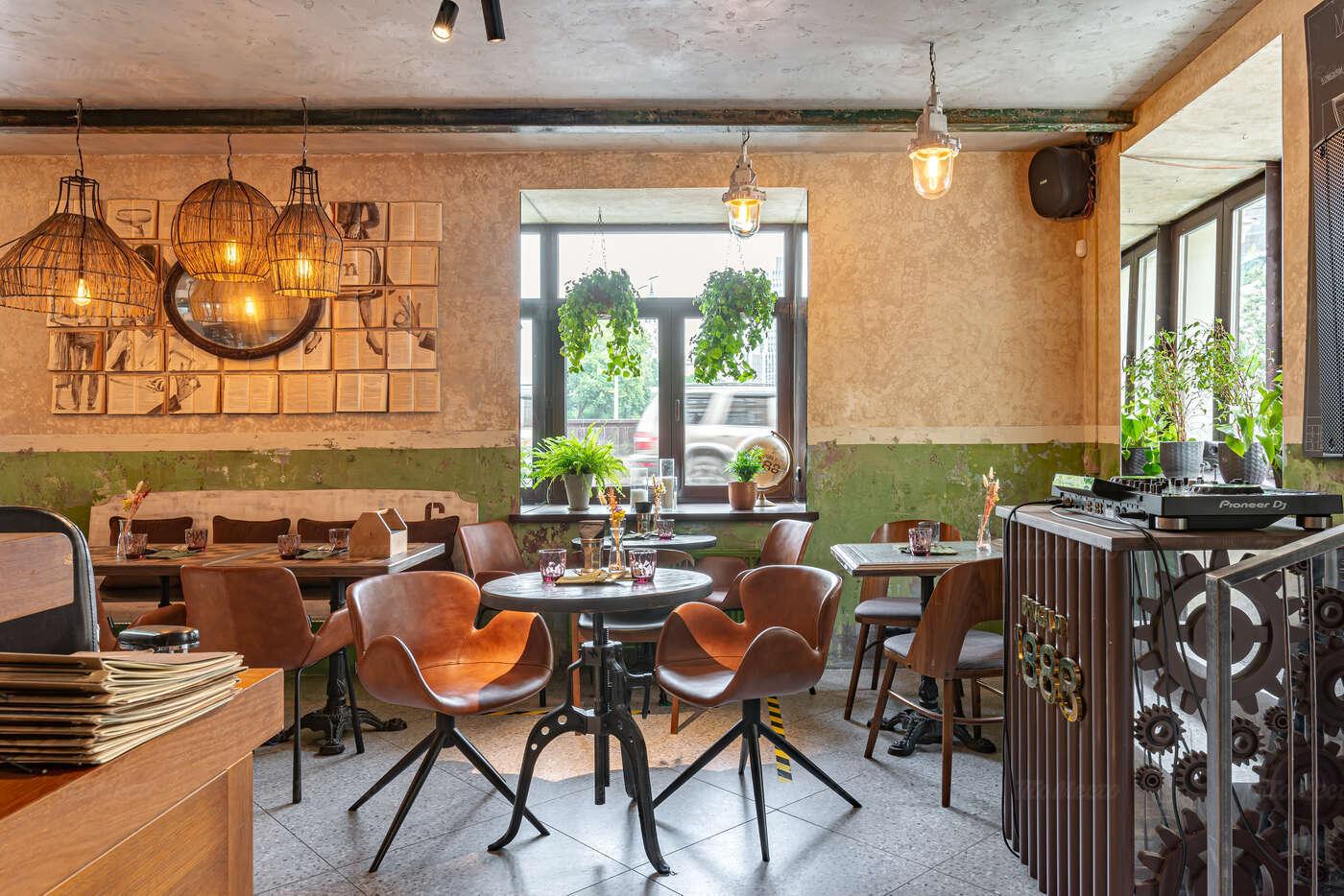 Ресторан Masters & Margaritas на 1-ой Тверской-Ямской улице фото 3