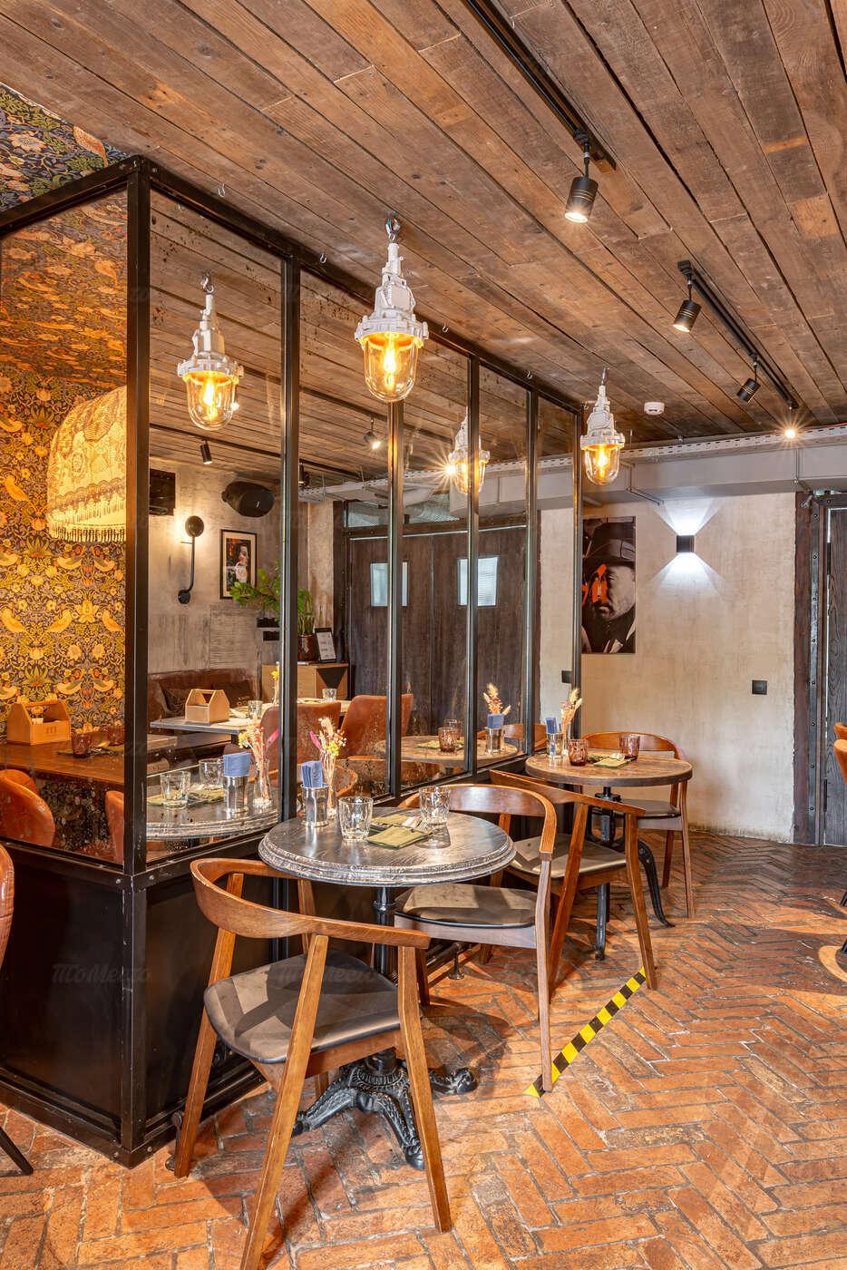 Ресторан Masters & Margaritas на 1-ой Тверской-Ямской улице фото 26