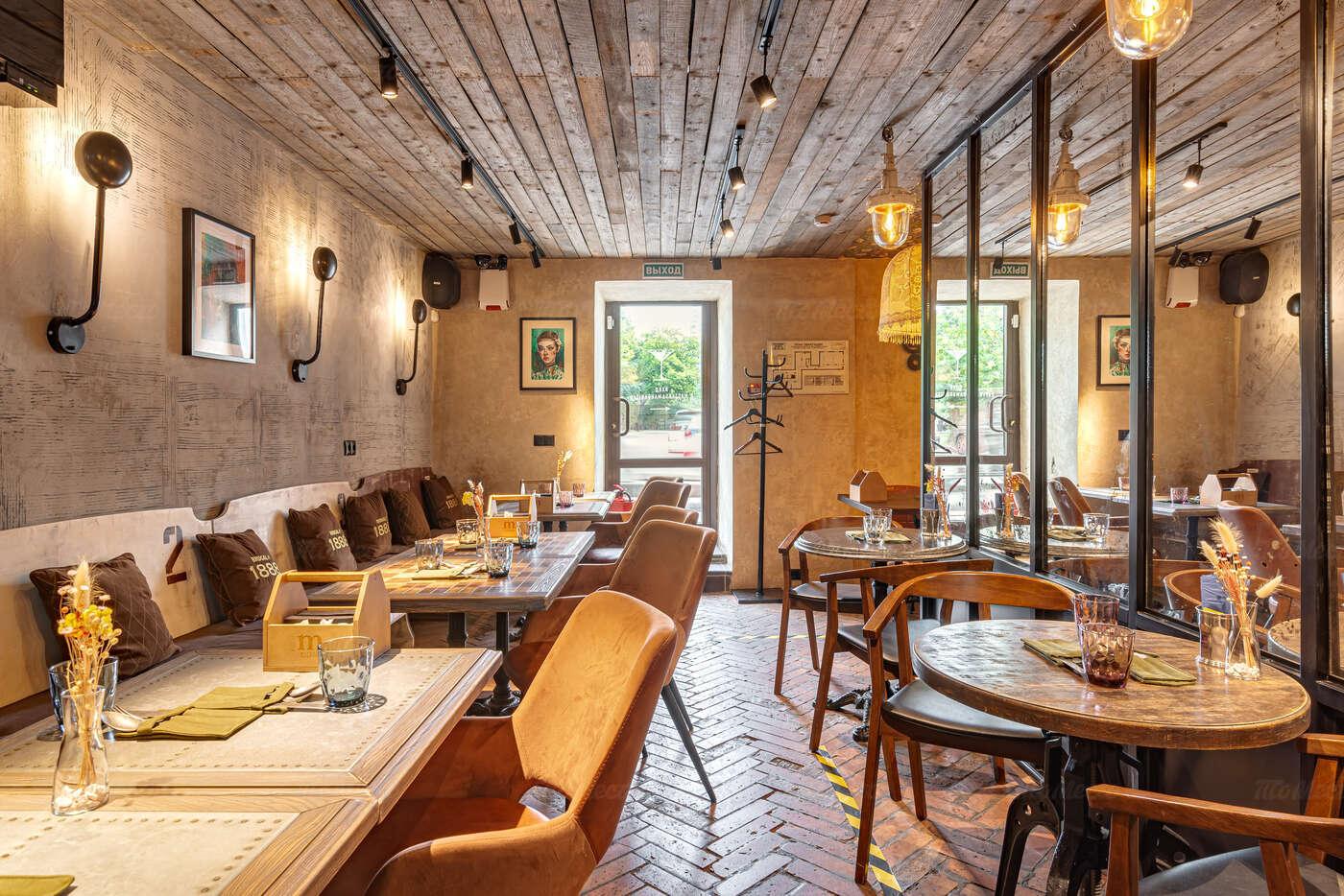 Ресторан Masters & Margaritas на 1-ой Тверской-Ямской улице фото 22
