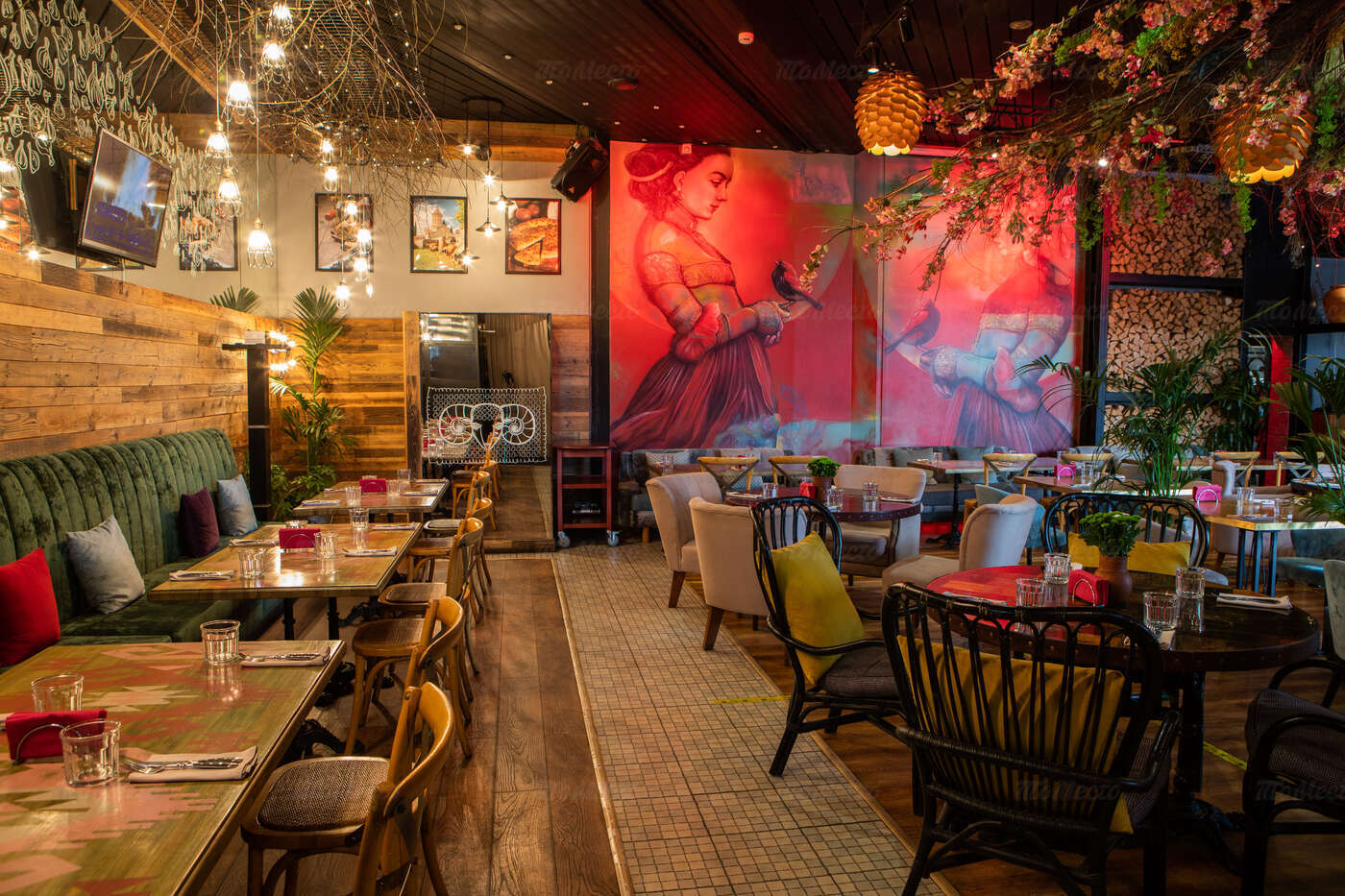 Ресторан АйДаБаран на проспекте Андропова фото 9