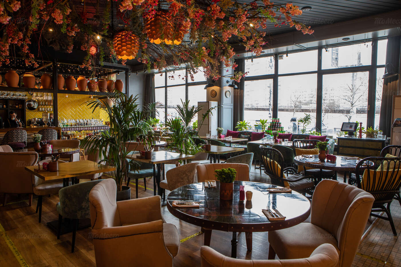 Ресторан АйДаБаран на проспекте Андропова фото 3