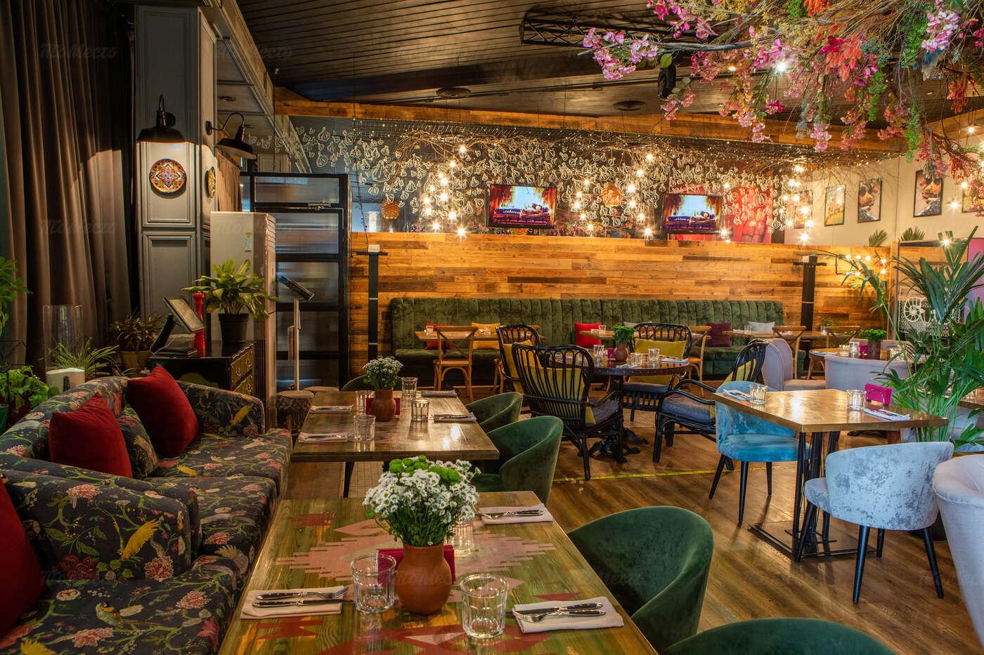 Ресторан АйДаБаран на проспекте Андропова фото 5