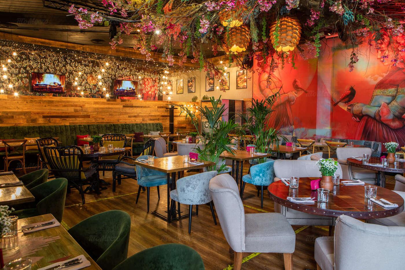 Ресторан АйДаБаран на проспекте Андропова фото 6