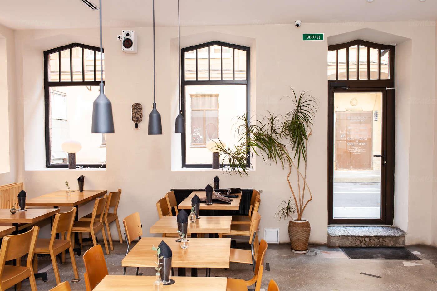 Банкеты ресторана Camorra Chimerica на Малом проспекте П.С. фото 3