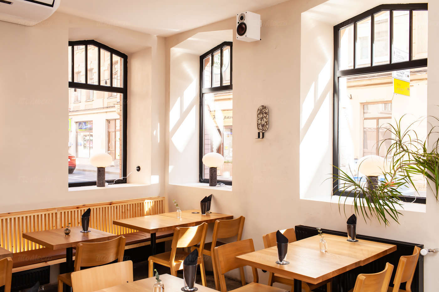 Ресторан Camorra Chimerica на Малом проспекте П.С.