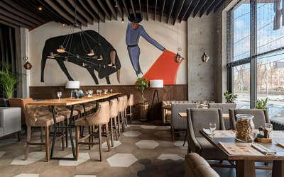 Банкетный зал ресторана Матадор (Matador) на Красноармейской фото 3