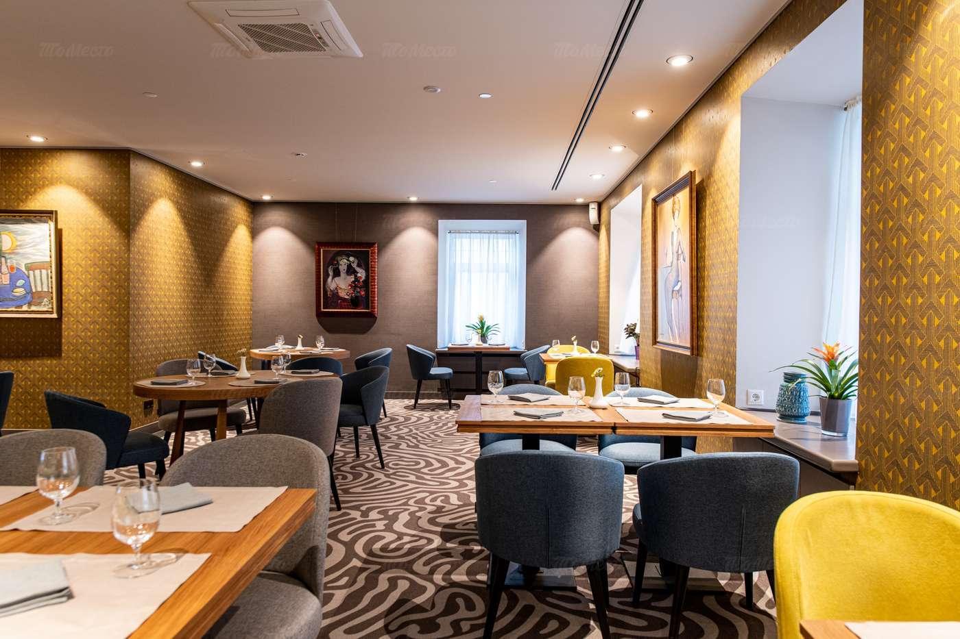 Ресторан Ле Карре (Le Carre) на Садовнической фото 4