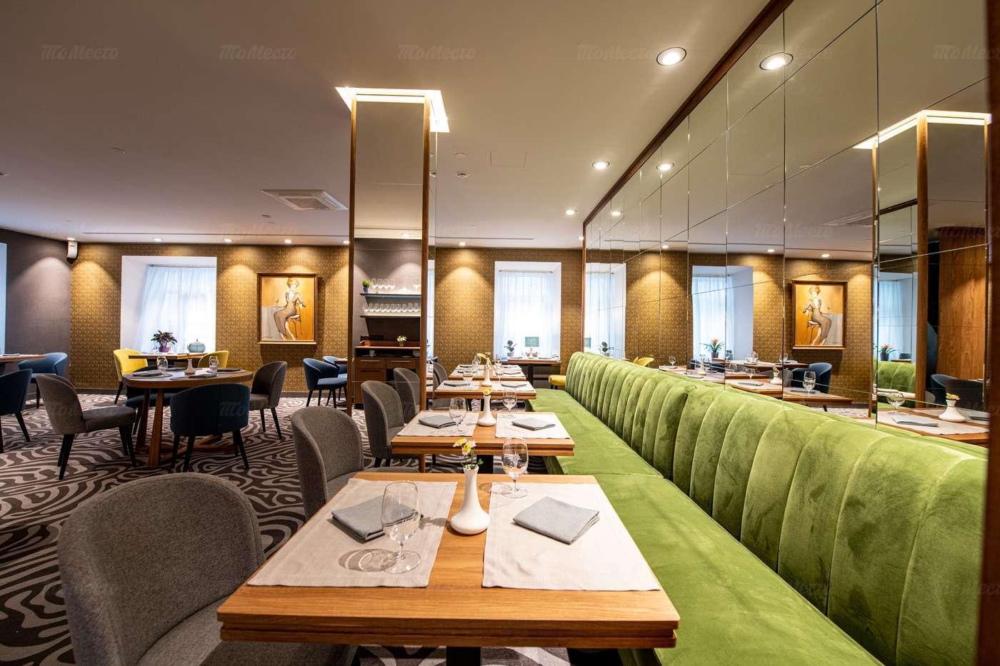 Ресторан Ле Карре (Le Carre) на Садовнической фото 3