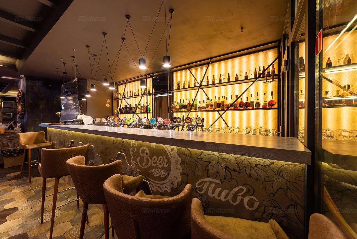 Ресторан Брассерия Крик (Brasserie Kriek) на Коломяжском проспекте фото 3