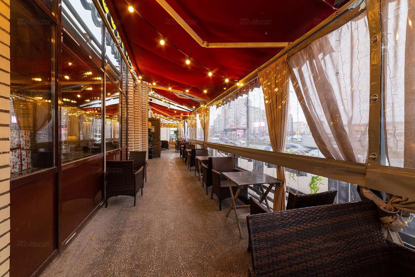 Ресторан Брассерия Крик (Brasserie Kriek) на Коломяжском проспекте фото 10