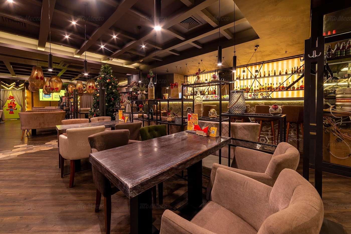 Ресторан Брассерия Крик (Brasserie Kriek) на Коломяжском проспекте фото 4