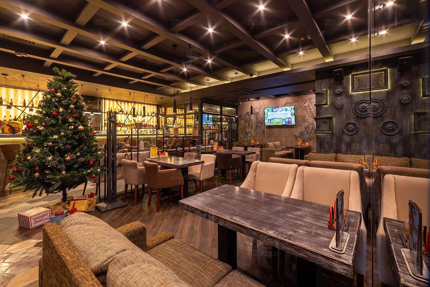 Ресторан Брассерия Крик (Brasserie Kriek) на Коломяжском проспекте фото 5