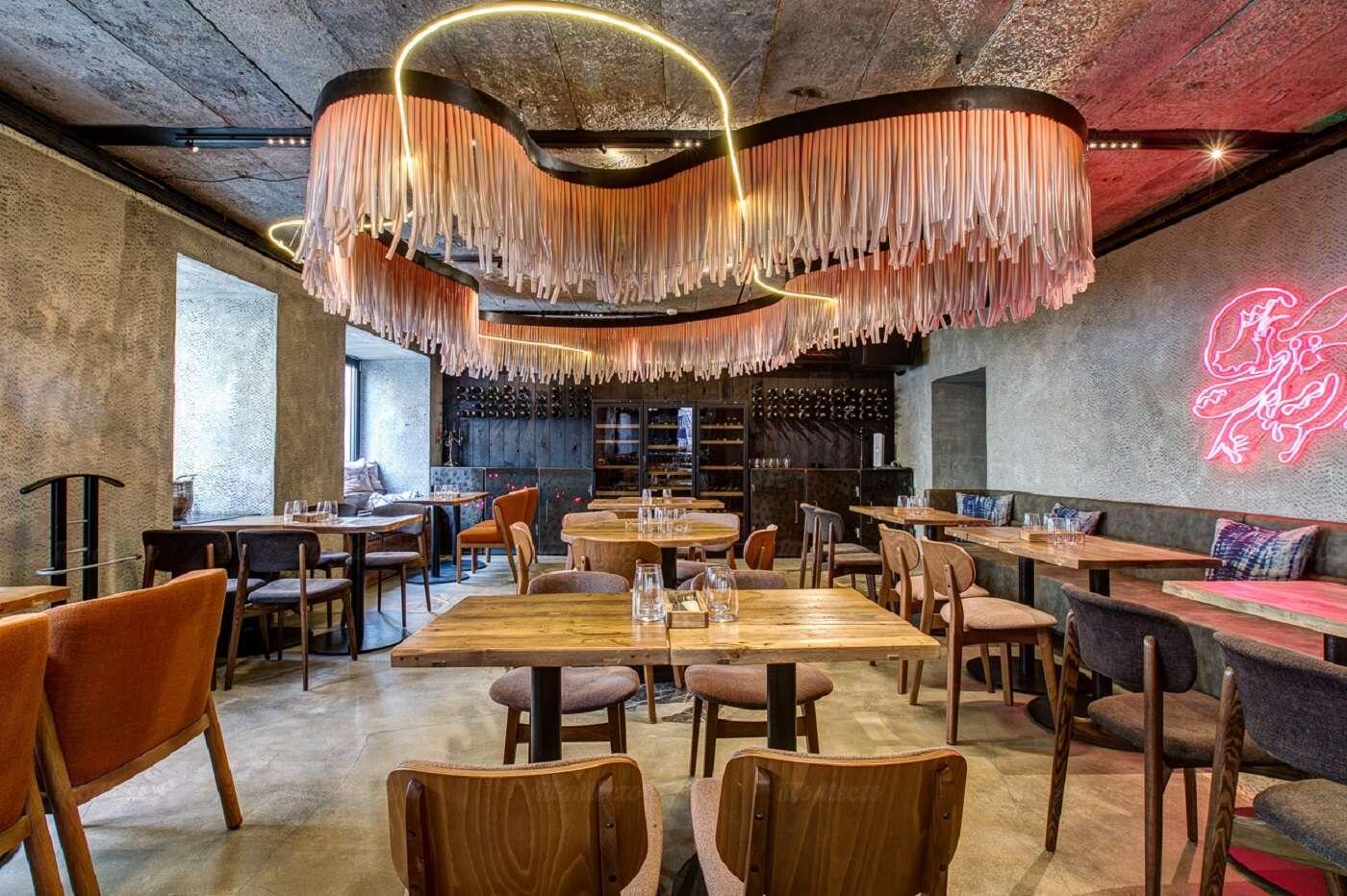 Ресторан Ларри Крабс (Larry & Krabs) на Маросейке фото 3