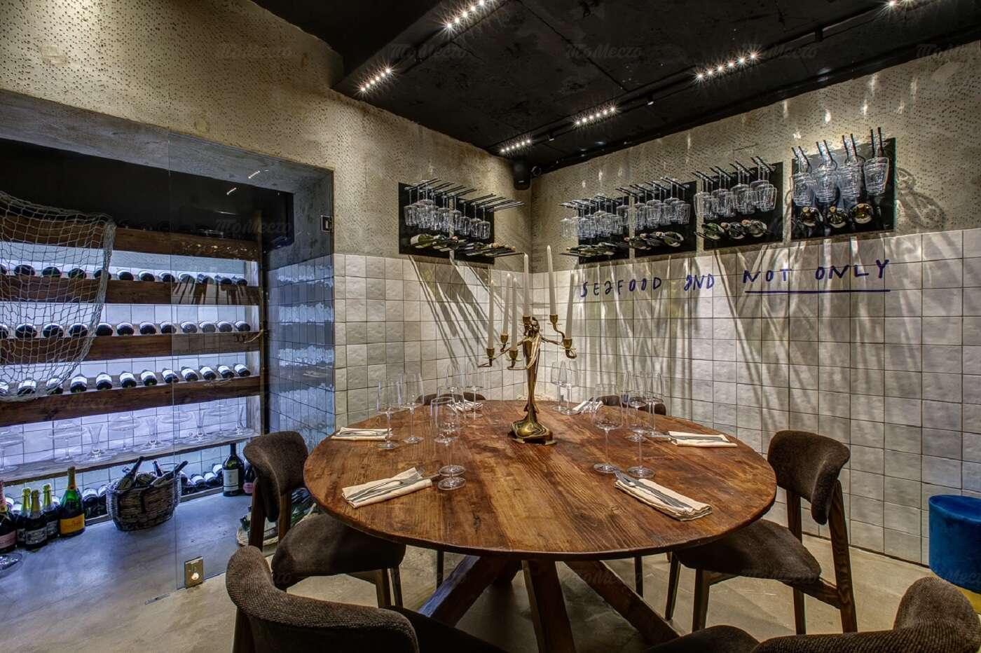 Ресторан Ларри Крабс (Larry & Krabs) на Маросейке фото 4