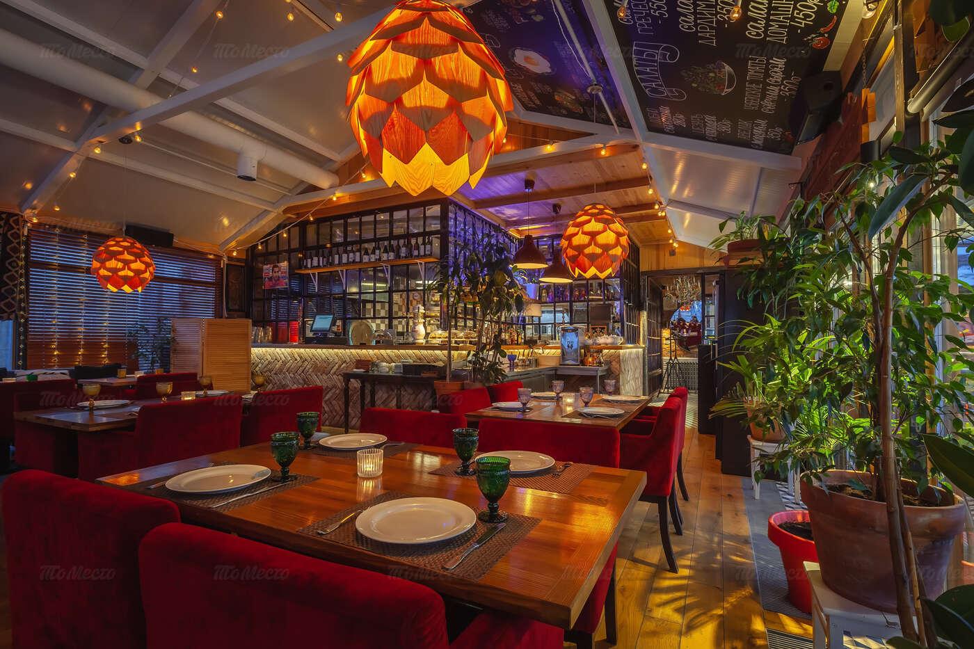 Ресторан Лаваш (Lavash) на Цветном бульваре фото 3