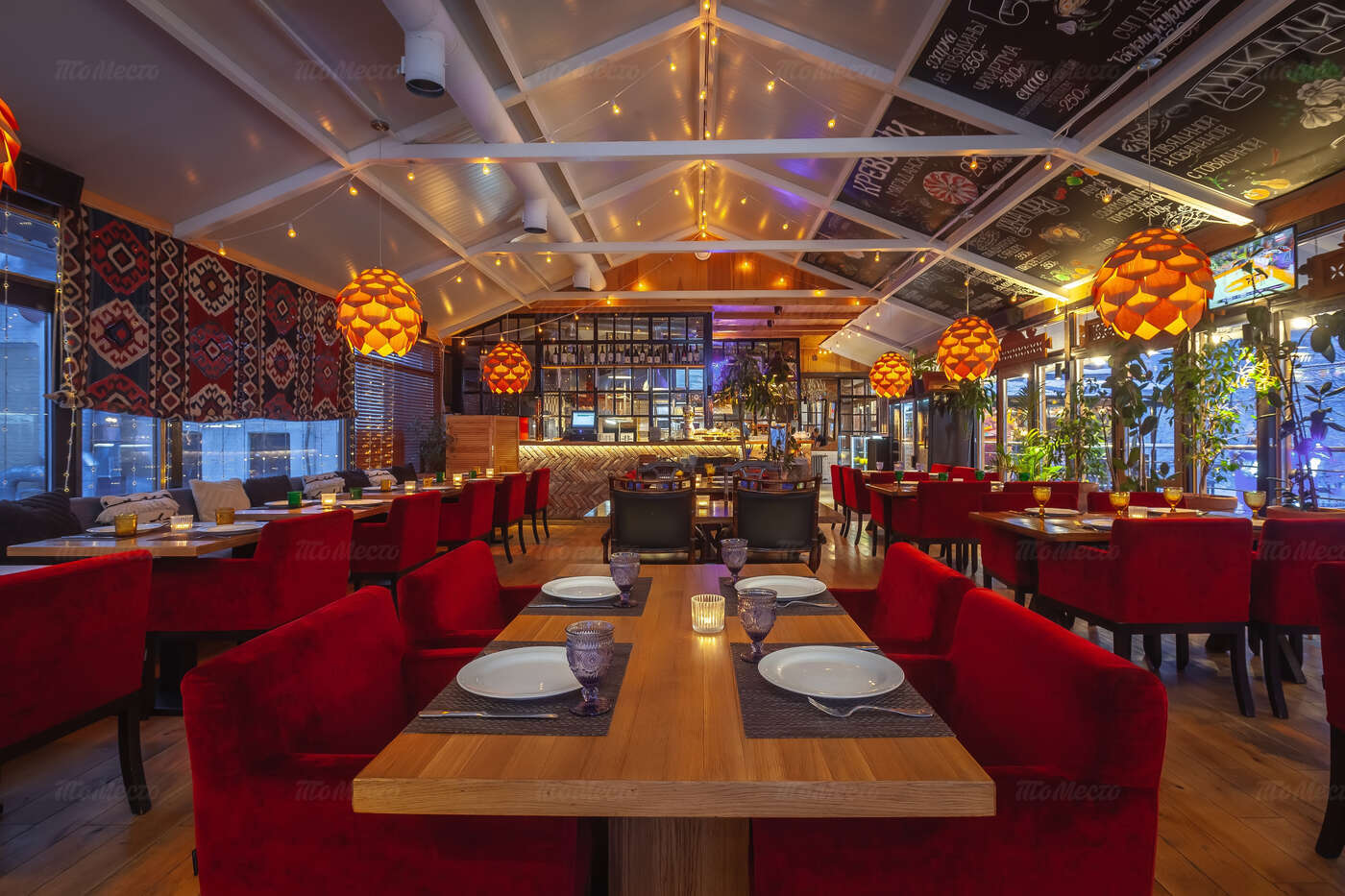 Ресторан Лаваш (Lavash) на Цветном бульваре фото 4