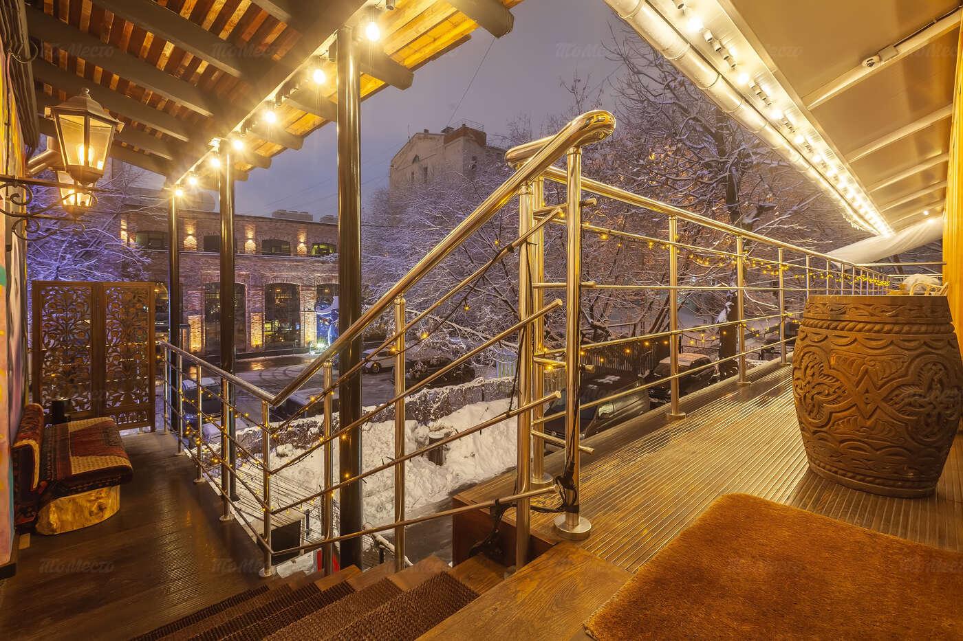 Ресторан Лаваш (Lavash) на Цветном бульваре фото 7