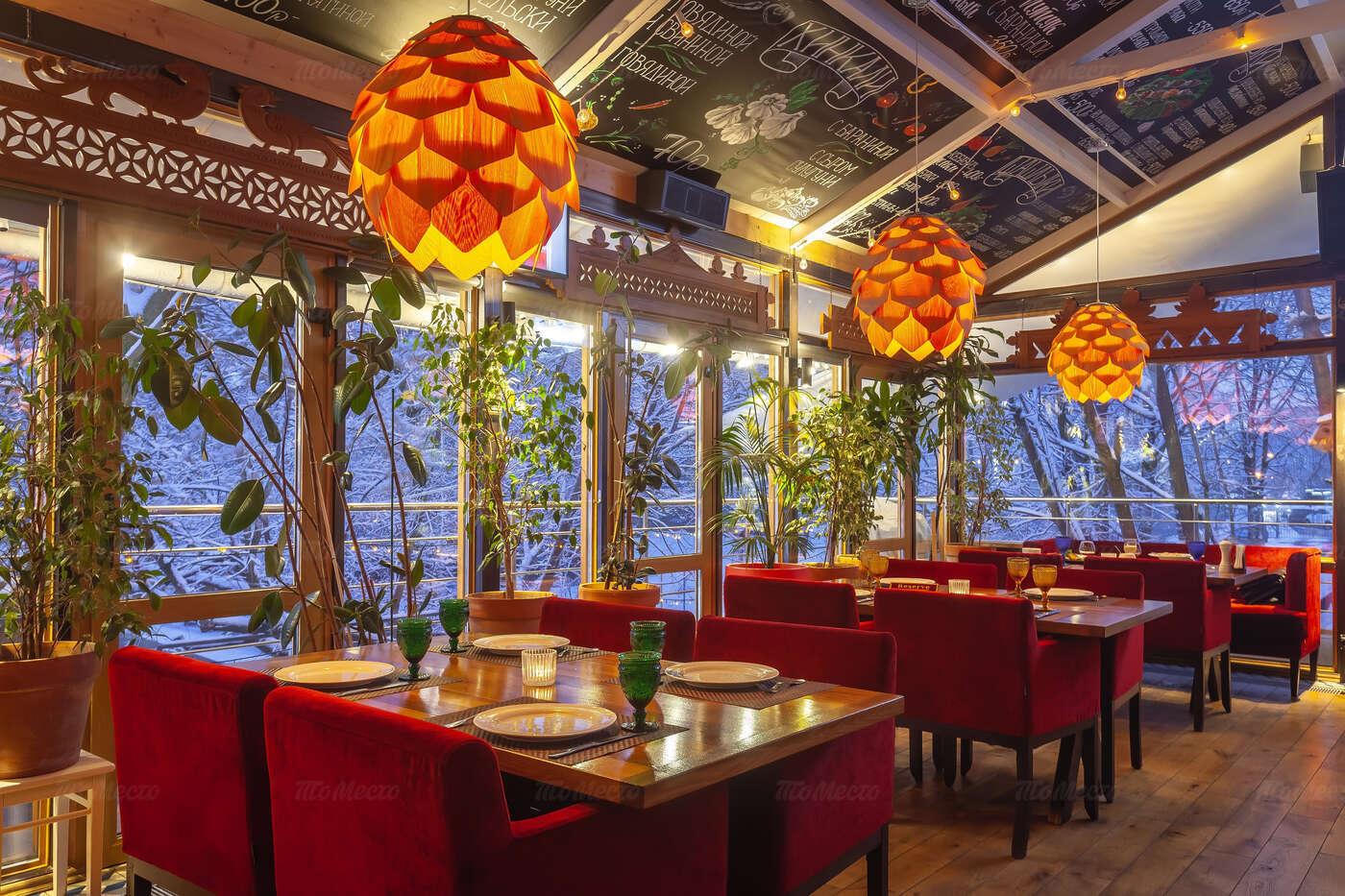 Ресторан Лаваш (Lavash) на Цветном бульваре
