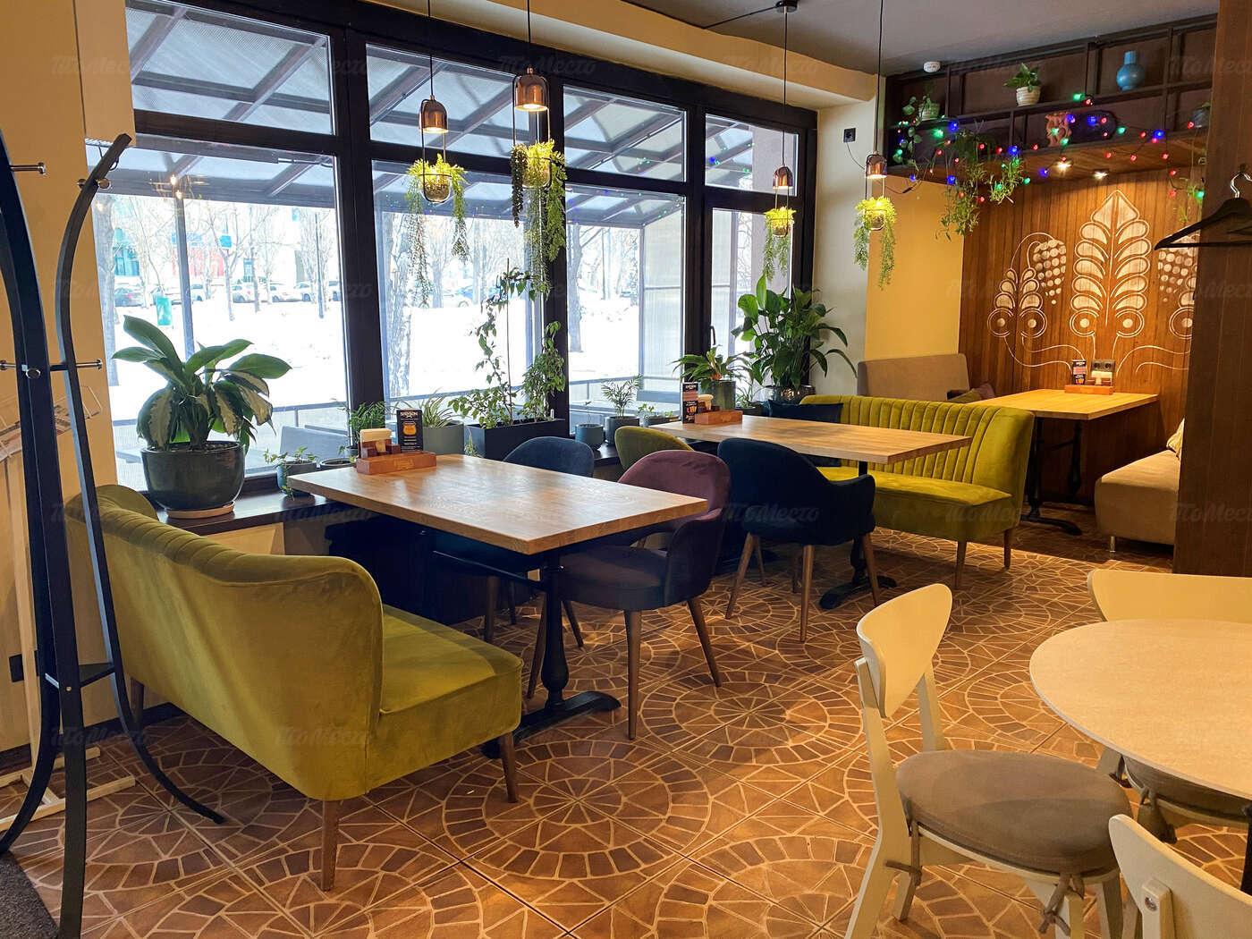 Банкеты кафе Хинкали & Хачапури на Ленина фото 4
