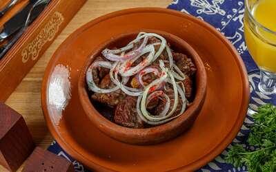 Меню кафе Хинкали & Хачапури на Ленина фото 21