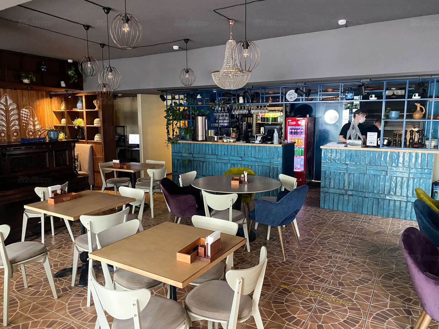 Банкеты кафе Хинкали & Хачапури на Ленина фото 10