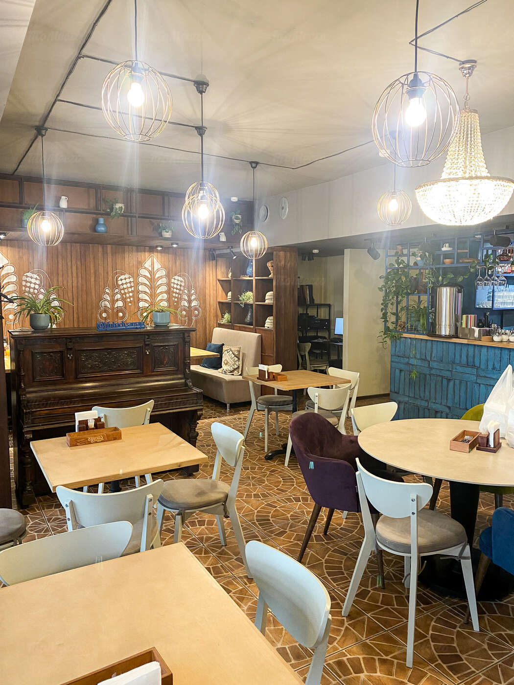 Банкеты кафе Хинкали & Хачапури на Ленина фото 3
