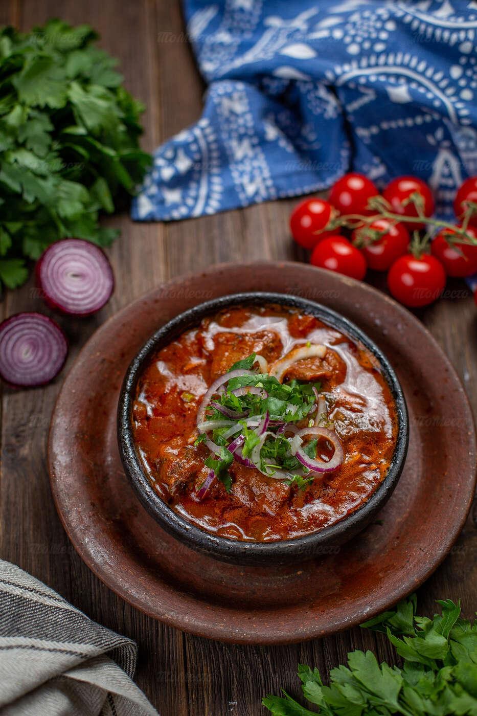 Меню кафе Хинкали & Хачапури на Димитрова фото 29