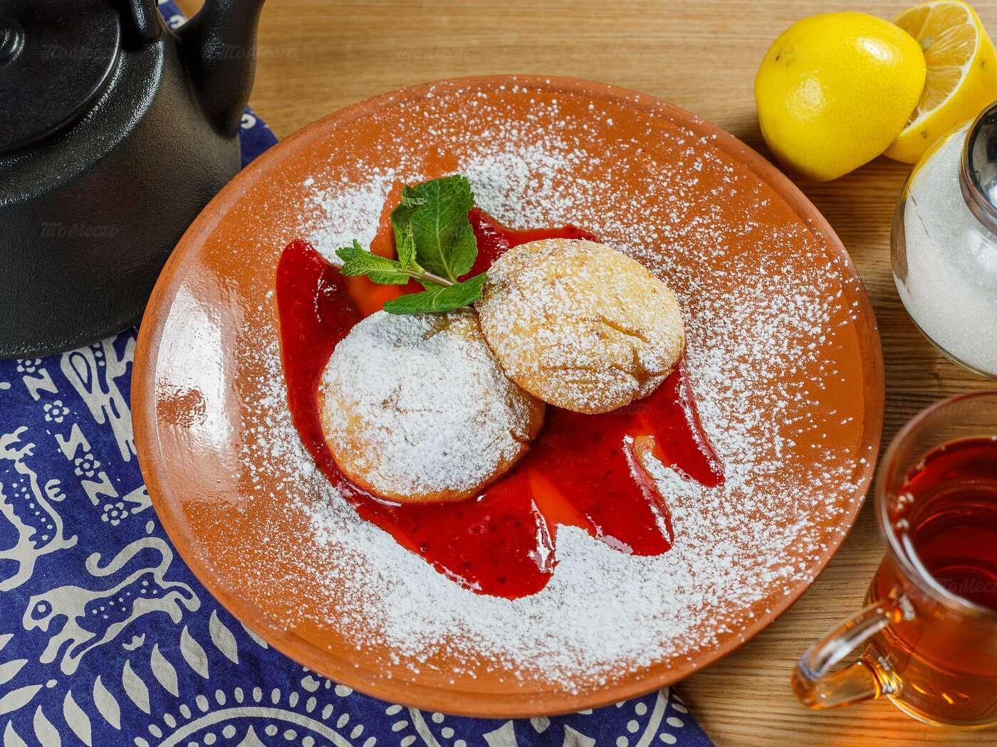Меню кафе Хинкали & Хачапури на Димитрова фото 30