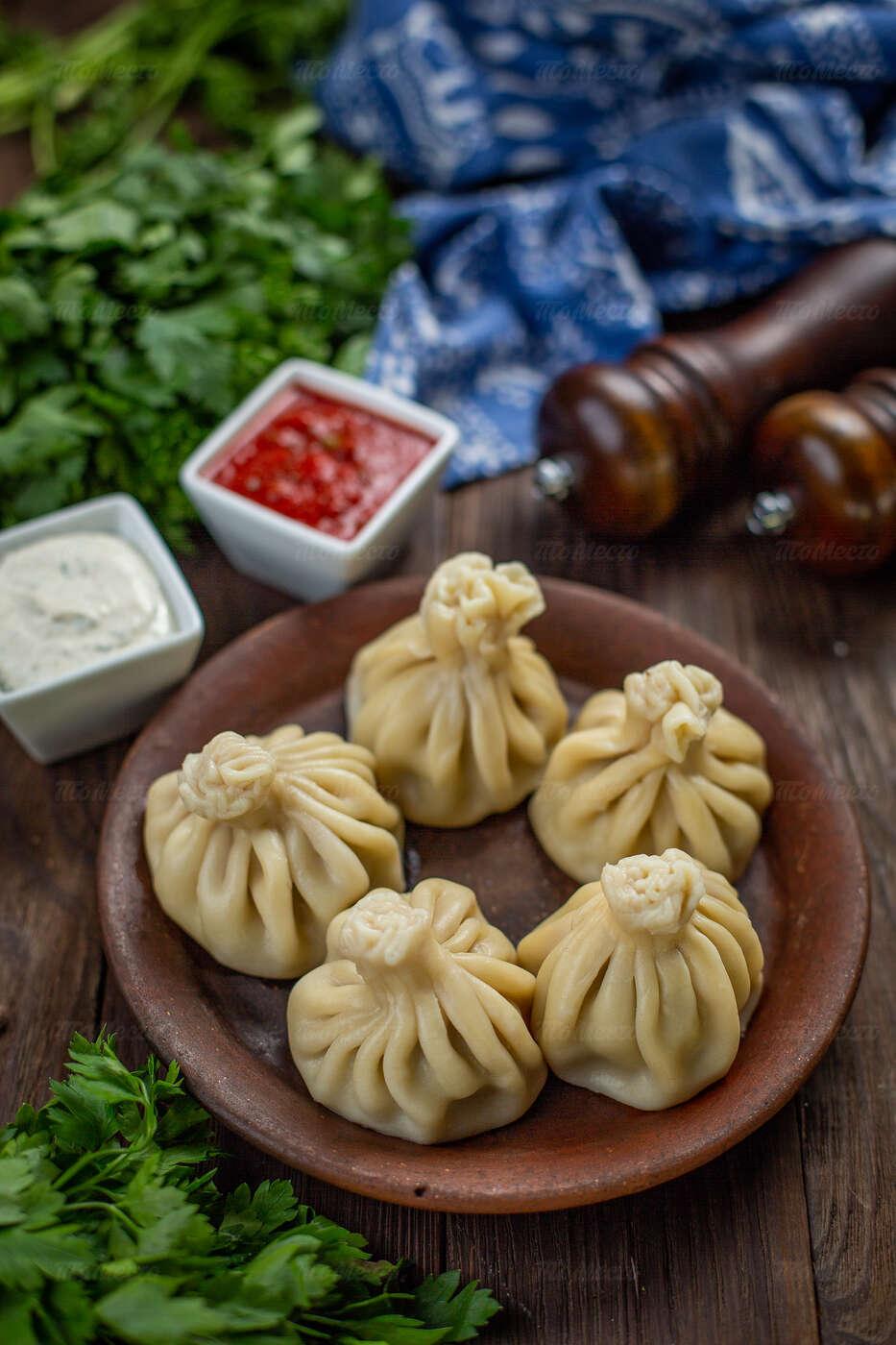 Меню кафе Хинкали & Хачапури на Льва Толстого фото 3