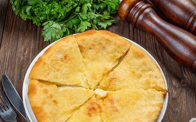 Меню кафе Хинкали & Хачапури на Льва Толстого фото 9
