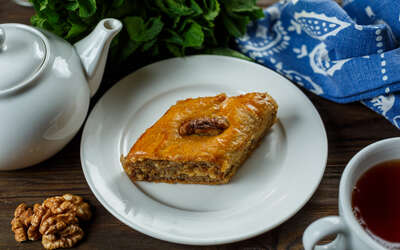 Меню кафе Хинкали & Хачапури на Льва Толстого фото 34