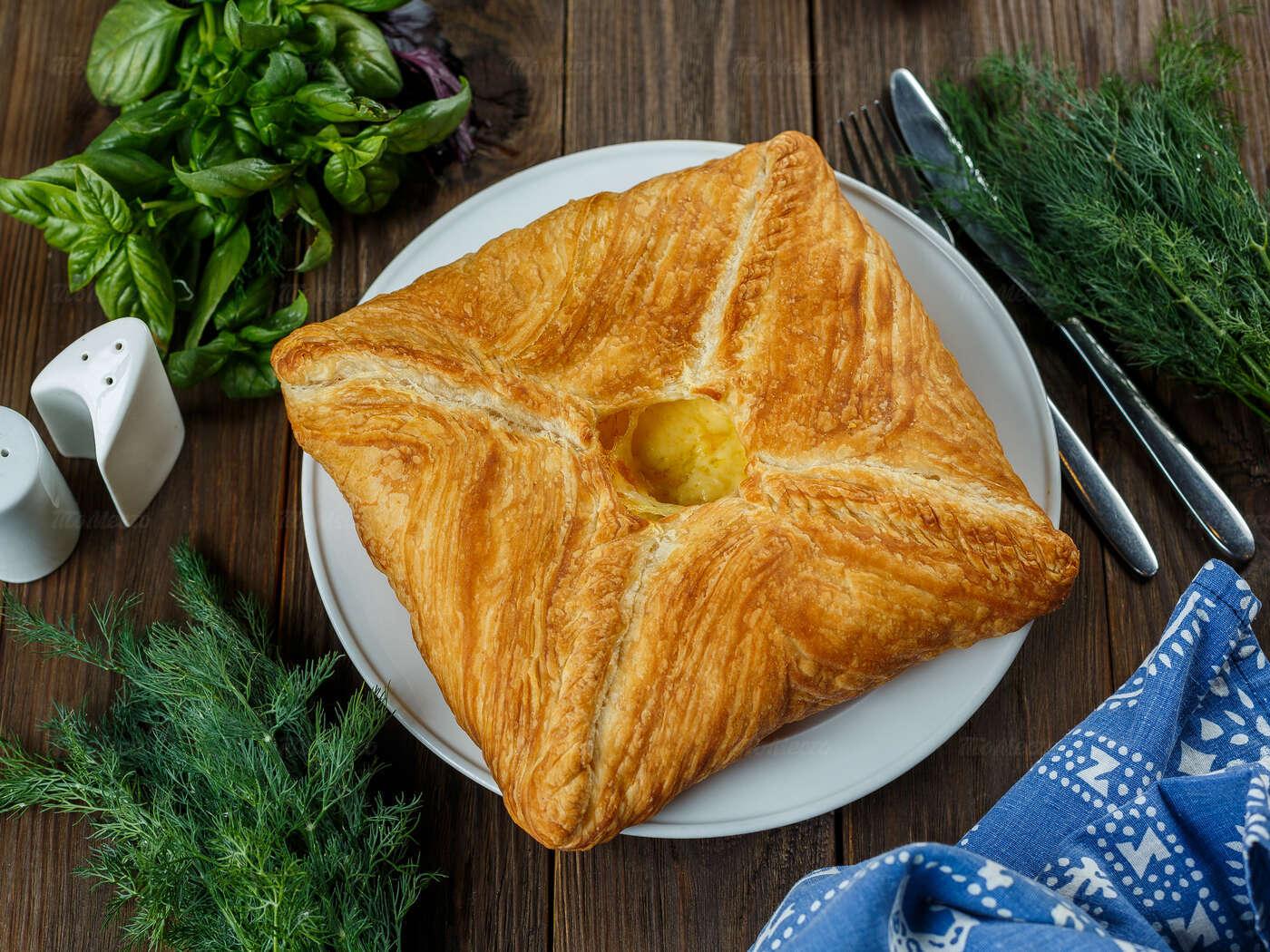 Меню кафе Хинкали & Хачапури на Льва Толстого фото 7
