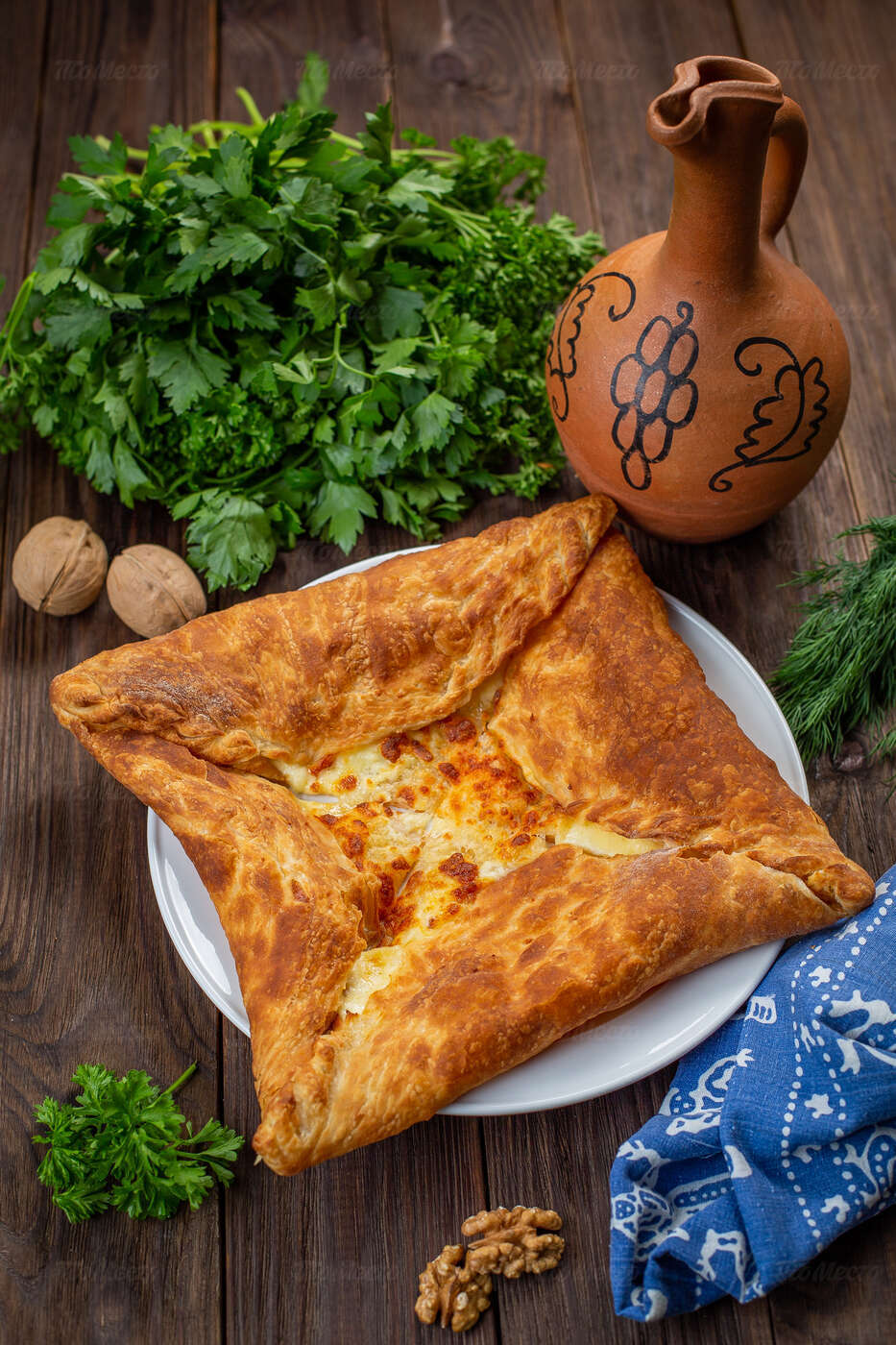 Меню кафе Хинкали & Хачапури на Льва Толстого фото 8