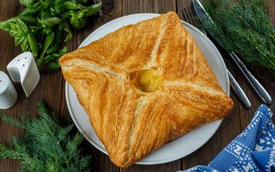 Меню кафе Хинкали & Хачапури на Льва Толстого фото 5