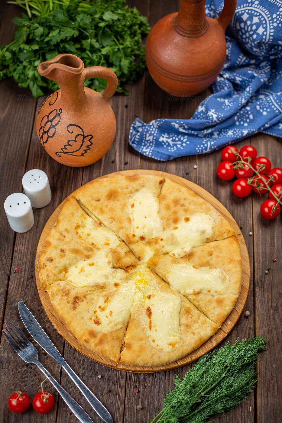 Меню кафе Хинкали & Хачапури на Льва Толстого фото 10